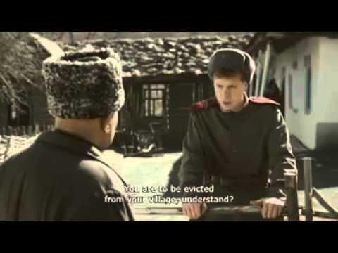 Депортация чеченцев отрывок из фильма