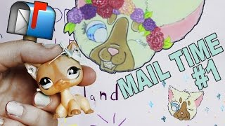 FAN MAIL TIME #1 LPS Fan ART ! | Alice LPS