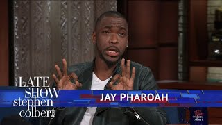 Jay Pharoah Has Met Both Obama And Trump