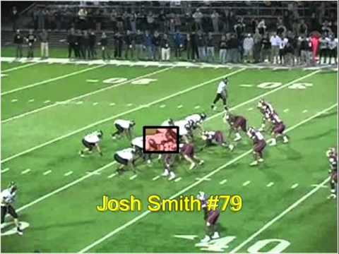 Josh Smith#79-Avon High School- Class of 2012
