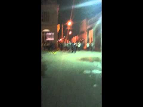 Manzanillo Cuba.orlandito en las Congas 2014