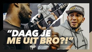 MOBICEP vs. DENNIS TOPPIN: DE TRAINING ★ Dennis Toppin Traint