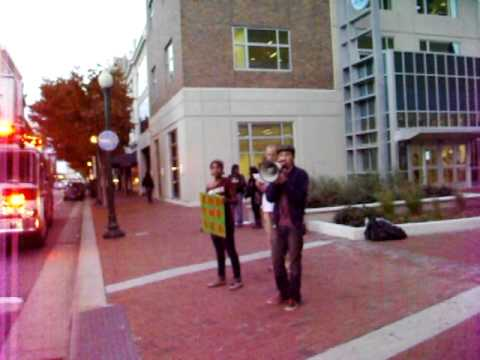 OCCUPY NORFOLK AT TIDEWATER COMMUNITY COLLEGE