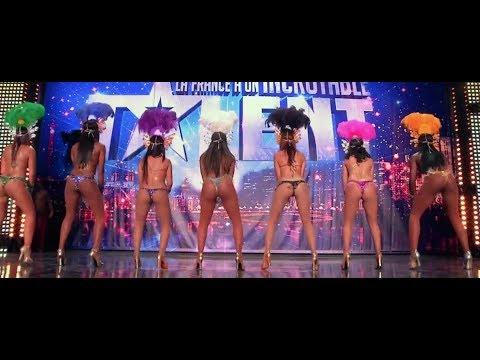 Meu Brasil - France's Got Talent 2013 Audition - Week 5 video