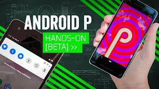 Android P Hands-On Swipe Right