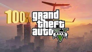 Воскресный стрЁм. Потеем в 100% прохождение. | Grand Theft Auto V