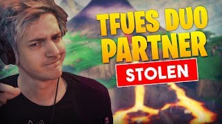 Ninja Steals Tfue's Duo Partner?!