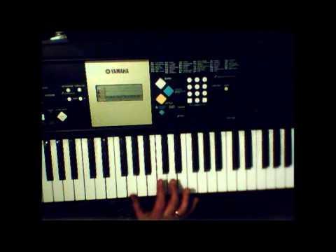 Jak Zagrac. How To Play Zawsze Tam Gdzie Ty - Lady Pank .Keyboard Tutorial