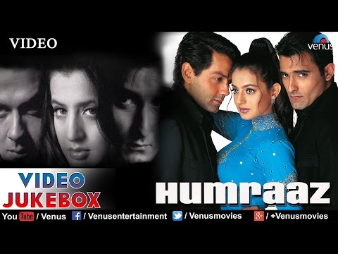 Humraaz Video Jukebox | Bobby Deol, Amisha Patel, Akshaye Khanna |