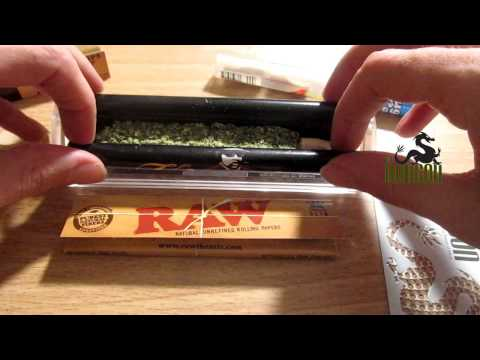 Dank Tips - flavoured filter tips - rolled MastahStyle with a rolling machine