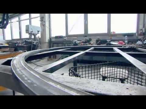 أكبر ساعة في العالم بمكة من صنع ألماني| صنع في ألمانيا