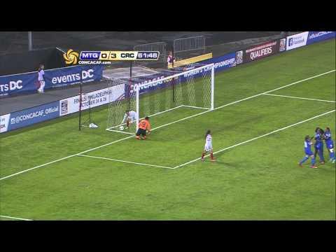 Martinique vs Costa Rica Highlights