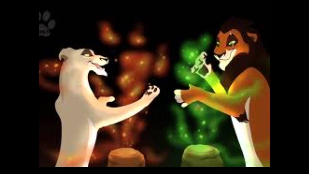 TLK Ziras Past Kovus Present Chapter 5 a lion king
