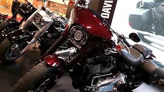 2018 Harley Davidson Sport Glide Toronto Complete Accs Series Lookaround Le Moto Around The World