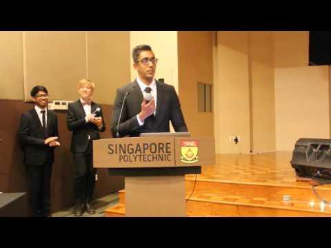I&I - Ex Vice President Speech (Azhar)