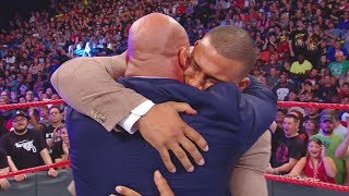WWE RAW 7/17/17 Review :: Jason Jordan Is Kurt Angle's Son!?? :: Why 3 Hour RAWs Are Unwatchable!
