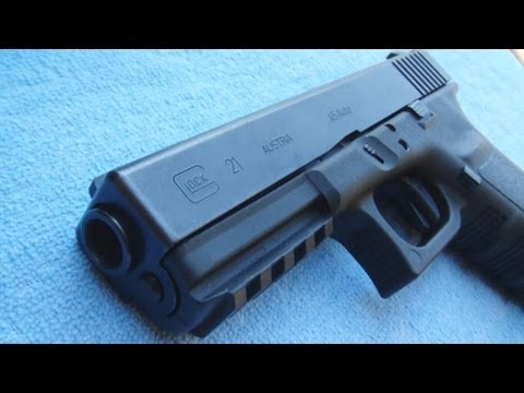 Glock 21SF Review