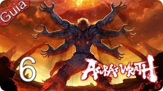 Asuras Wrath Walkthrough parte 6 Español