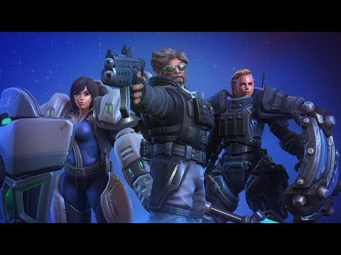 New Enforcer Skins and More! – Heroes of the Storm