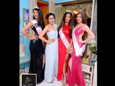 FBB Femina Miss India World /Miss Diva/ Gladrags Megamodel/Mrs. India 2016 /2017 at The Tiara