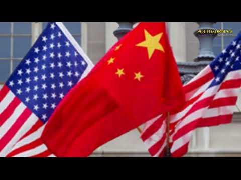 """Китай выразил """"сильное недовольство"""" действиями США !!1"""