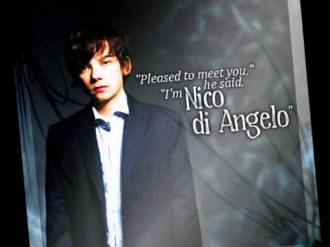 Nico di Angelo - Angel With A Shotgun