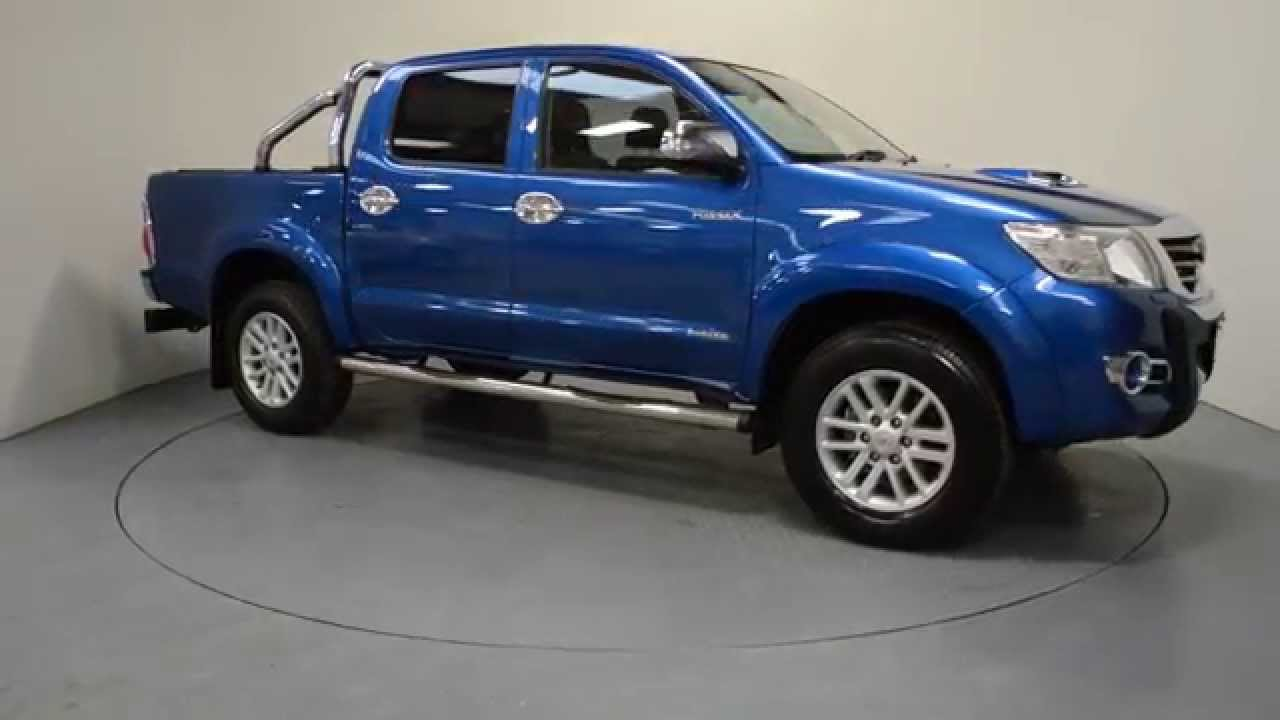 used 2014 toyota hilux used cars for sale ni. Black Bedroom Furniture Sets. Home Design Ideas