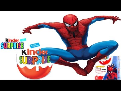 6 Amazing Christmas Kinder Surprise Eggs Unwrapping Review Chocolate Easter Toys