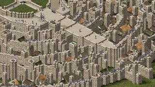 Stronghold asedio a minas tirith (gameplay)