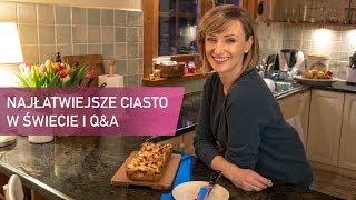 Najłatwiejsze ciasto i Q&A   Ula Pedantula #118