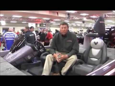Gary Clouse Phoenix Bass Boats Nashville Boat Fishing Expo 2013