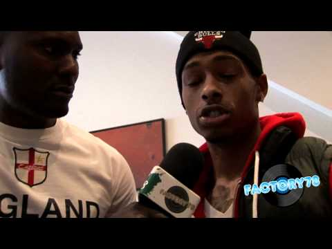 New Boyz  - Interview Promoting Backseat