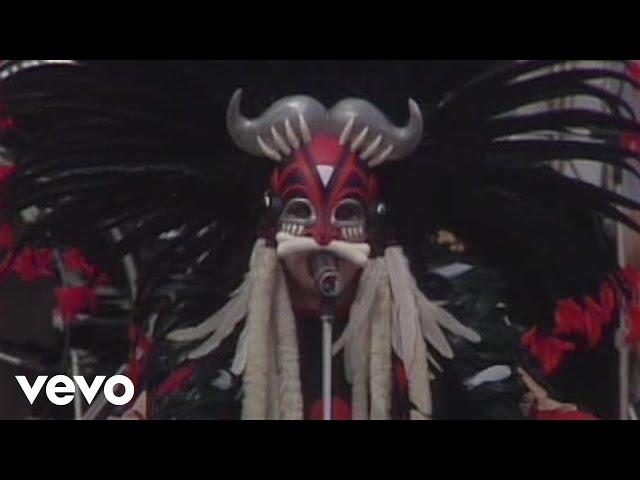 Ozzy Osbourne - Over The Mountain (Live)