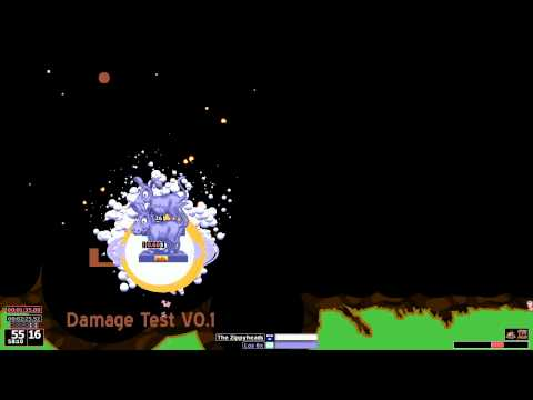 Worms Armageddon - 1 Million+ Damage in One Turn