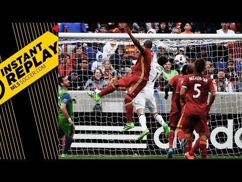 RSL's game-winner and David Villa's goal under the microscope in Week 2 | INSTANT REPLAY