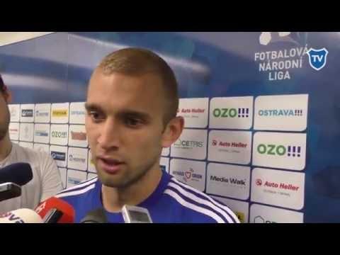 Rozhovor s Markem Hlinkou po utkání s Opavou.