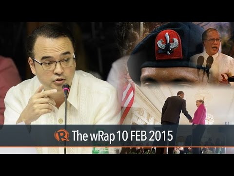 Mamasapano probe, MILF to return weapons, Obama delays Ukraine arms | The wRap