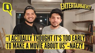 Getting to Know the Real 'Gully Boy', Naezy the Baa | The Quint