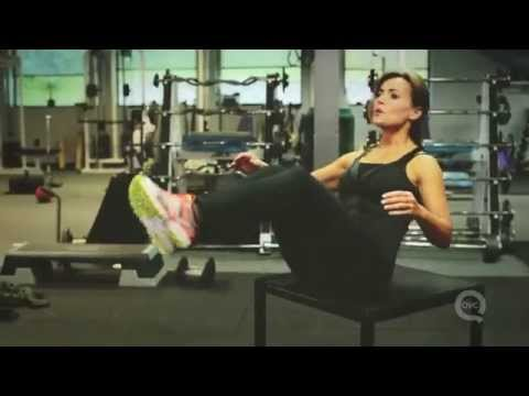 Lisa's Torture of the Week: At Home Workout Routine
