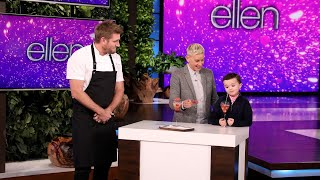 The Adorable 'Shirley Temple King' Critiques Chefs' Shirley Temples