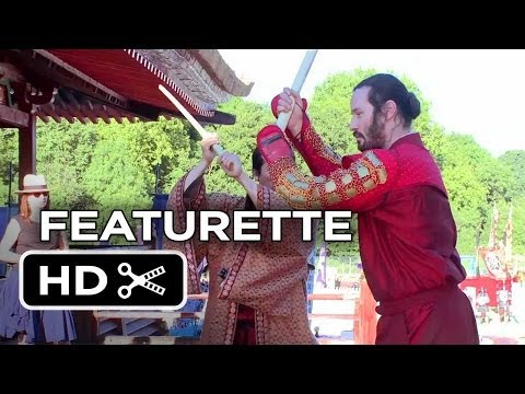 47 Ronin Movie Featurette - Weapons (2013) - Keanu Reeves Samurai Movie HD