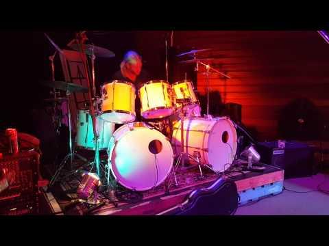 Dane Costigan - Tama RockStar drum solo 9 May 2015