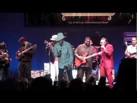 2011 Chicago Blues Festival, Lonnie Brooks, Eddie Clearwater and More