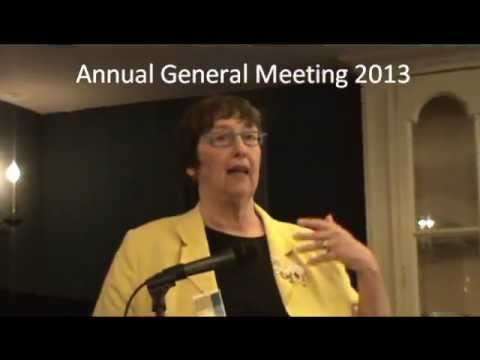 Lake Ladies AGM 2013 part 1