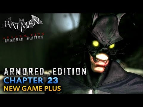 Batman: Arkham City Armored Edition - Wii U Walkthrough - Chapter 23 - Vicki Vale in Danger
