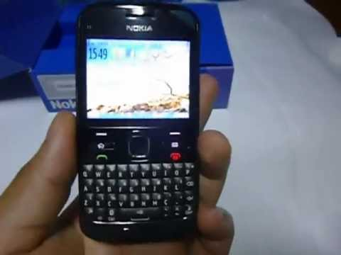 Nokia E5-00  Wifi- 5mp- 2gb- Gps  + 3 Pelicula + Silicone video