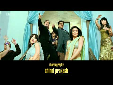 Shakira (Uncut Song Trailer) | No Problem | Anil Kapoor & Sushmita Sen