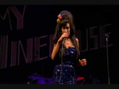 MY TEARS DRY OWN THEIR OWN AMY WINEHOUSE HQ- FESTIVAL GLASTONBURY 2008
