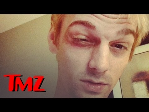 Aaron Carter Catches an 'NKOTB' Beatdown