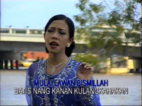 SANGU BATULAK - Ria Ariani - Dangdut Banjar @ Kalimantan Selatan